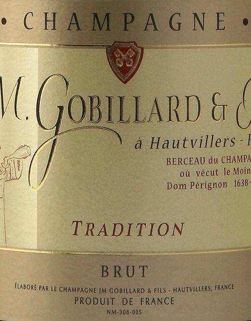 G tradition-brut-etiket