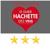 Guide Haciette 3 sterren