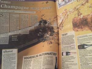 Telegraaf 19 dec 2015